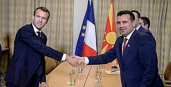 Παρίσι σε Σκόπια: Στο δημοψήφισμα επιλέγετε Βόρεια Μακεδονία ή Βόρεια Κορέα