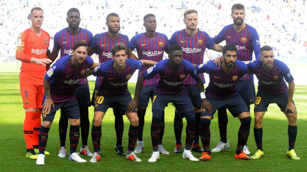 Περισσότερους ξένους στη La Liga η Μπαρτσελόνα