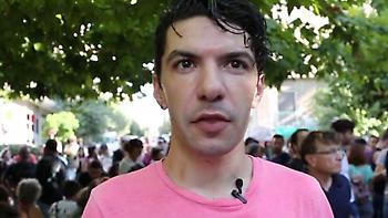 Ζακ Κωστόπουλος: Ο ακτιβιστής που έχασε τη ζωή του, επιχειρώντας να ληστέψει το κοσμηματοπωλείο