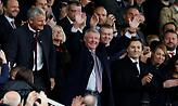 Standing ovation για τον Σερ Άλεξ στο «Ολντ Τράφορντ» (video)