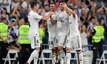 Επέστρεψε στις νίκες, δεν έπεισε η Ρεάλ Μαδρίτης