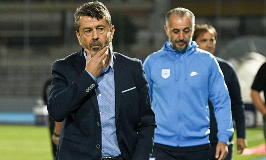 Πετράκης: «Κάναμε ώριμη εμφάνιση και νικήσαμε δύσκολη ομάδα»