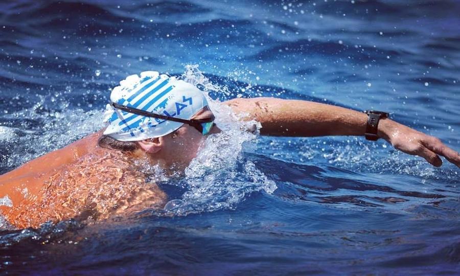 Στέφανος Δημητριάδης στο sportfm.gr: «Ανατριχιάζω όταν σκέφτομαι την κούρσα με τον Φελπς στο Ρίο»