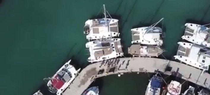 Τα drones έπιασαν φοροφυγάδες -Τζίρος 342.000 ευρώ, αλλά αποδείξεις μόνο για 3.000 ευρώ