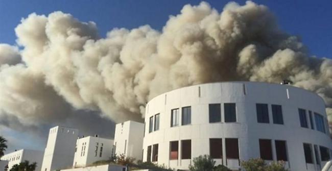 Κρήτη: Πυρκαγιά στο Βενιζέλειο Νοσοκομείο (video)