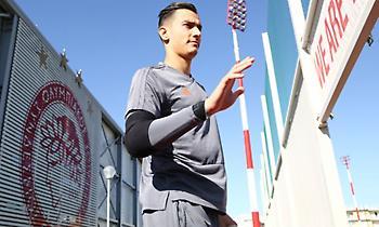 Γιαννιώτης: «Όλοι γνωρίζουμε ότι ο μεγάλος στόχος μας είναι το πρωτάθλημα»