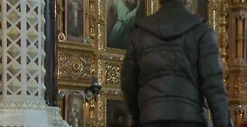 Αναρχικοί διέκοψαν λειτουργία σε εκκλησία στην Αθήνα φωνάζοντας συνθήματα
