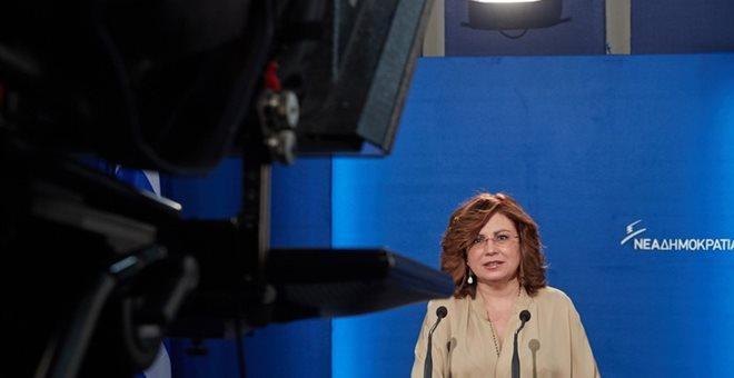 Σπυράκη: Πρωτοφανής επιχείρηση φίμωσης του Τύπου - Καθεστωτική συμπεριφορά
