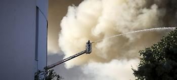 Κλειστά σχολεία στο Ηράκλειο εξαιτίας της πυρκαγιάς - Εκτακτα μέτρα για τη στέγαση των φοιτητών