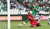 Το γκολ του Καμπετσή για το 1-0 του Παναθηναϊκού  (video)