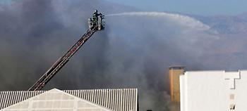 Η ανακοίνωση της Πυροσβεστικής για τη φωτιά στο Πανεπιστήμιο Κρήτης
