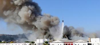 Μετρήσεις για πιθανές επιπτώσεις από την φωτιά στο Πανεπιστήμιο Κρήτης