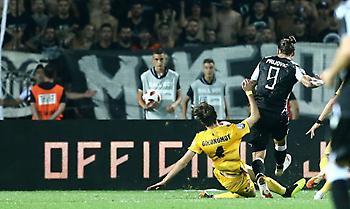 Πρώτο γκολ του Πρίγιοβιτς με ΑΕΚ