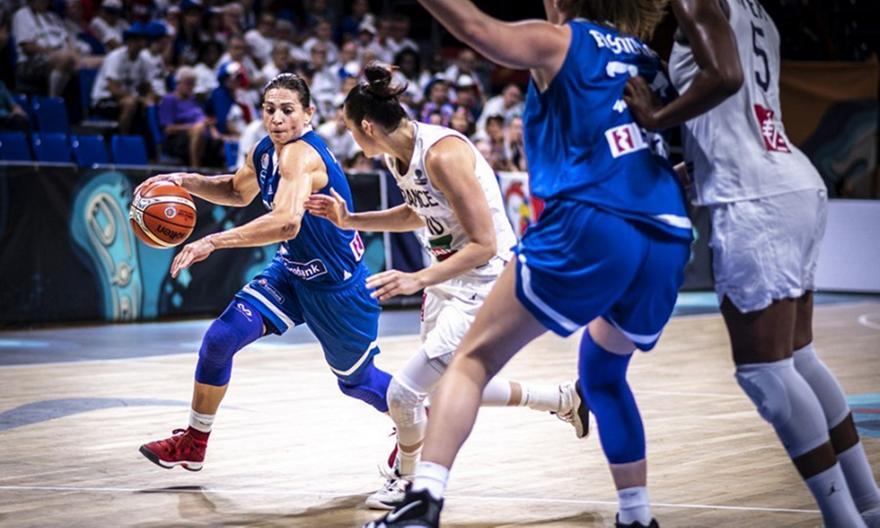 Άγγιξε το «θαύμα» αλλά... λύγισε η Εθνική Γυναικών!