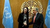 Στον ΟΗΕ με την τριών μηνών κόρη της η πρωθυπουργός της Νέας Ζηλανδίας