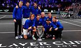 Η ομάδα της Ευρώπης κατέκτησε το Laver Cup