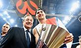 Πέρεθ: «Ο Ντόντσιτς θα έχει πάντα την Ρεάλ στην καρδιά του»