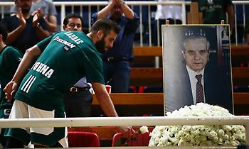 Παππάς: «Κάθε καλάθι για τον Παύλο Γιαννακόπουλο» (video)