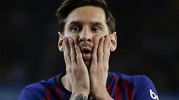 Απών τελικά ο Μέσι από το γκαλά της FIFA