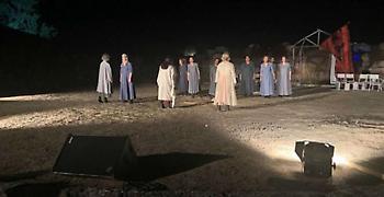 «Ξαναζωντάνεψε»το Αρχαίο Θέατρο Ερέτριας: Πάνω από 1 εκατ. ευρώ οι εργασίες