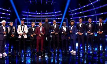 Αυτή είναι η καλύτερη ενδεκάδα της FIFA!