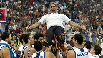 Η μέρα που ο Παναγιώτης Γιαννάκης πέρασε στο πάνθεον του αθλητισμού