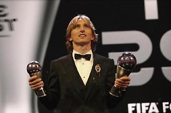 Μόντριτς: «Αν κερδίζεις Ρονάλντο και Μέσι, νιώθεις ότι ανταμείβεσαι...»