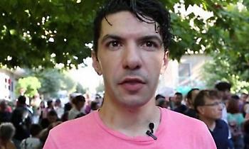 Νέο βίντεο - ντοκουμέντο από όσα συνέβησαν έξω από το κοσμηματοπωλείο της Ομόνοιας!