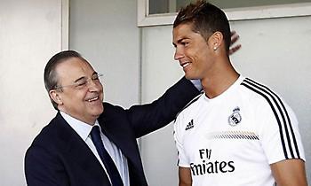 Φλορεντίνο Πέρεθ: «Ο Ρονάλντο μια μέρα θα επιστρέψει στη Ρεάλ»