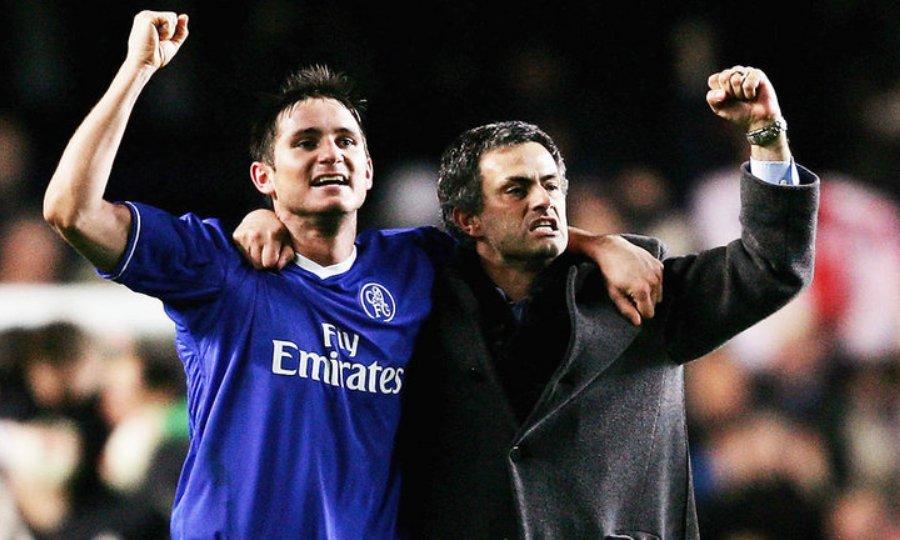 Λάμπαρντ για Μουρίνιο: «Παραμένει ένας εξαιρετικός προπονητής»