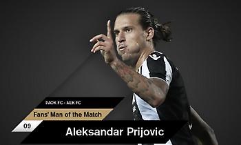 MVP ο Πρίγιοβιτς