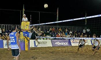 Άθληση, θέαμα και διασκέδαση στο 1ο τουρνουά Footvolley