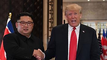 Νόμπελ Ειρήνης; Κιμ Γιονγκ Ουν vs Ντόναλντ Τραμπ (στοίχημα και αποδόσεις)