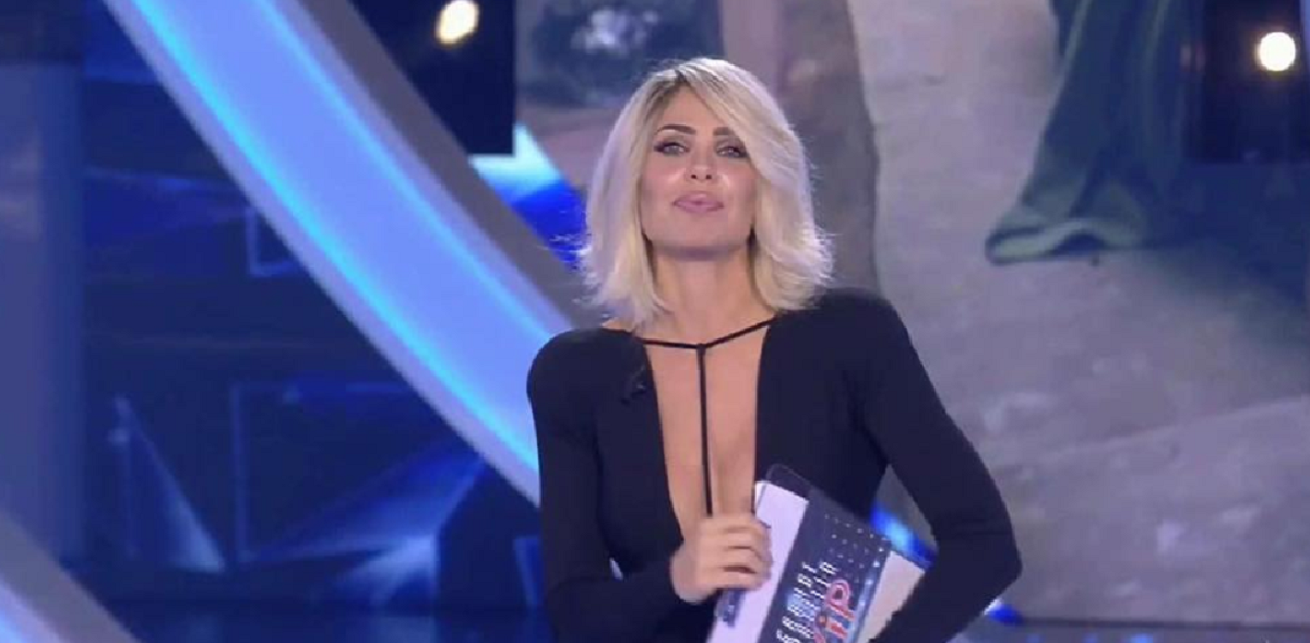 Φραντσέσκο Τότι: Η γυναίκα του έκανε πρεμιέρα στο Big Brother με απίστευτο ντεκολτέ