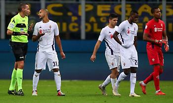 Πρόεδρος Φιορεντίνα: «Ο διαιτητής ήταν ο καλύτερος παίκτης της Ίντερ»