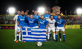 Ήττα στην πρεμιέρα του SOCCA World Cup για την Ελλάδα