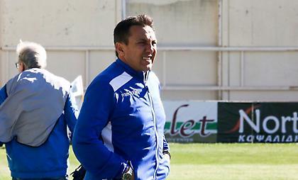 Παπαδόπουλος: «Πιστεύω στην ομάδα μου παρά την κριτική»