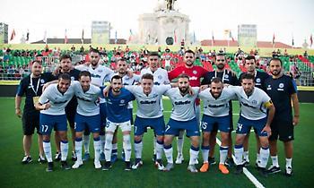 Μυθική πρόκριση στους «16» του SOCCA World Cup για την Ελλάδα! (pics)