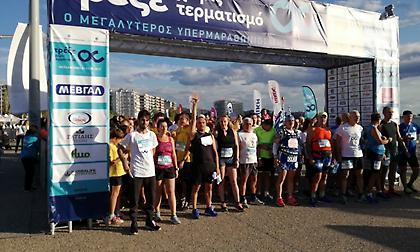 Άνοιξαν οι εγγραφές για το 5ο Τρέξε Χωρίς Τερματισμό στη Νέα Παραλία Θεσσαλονίκης