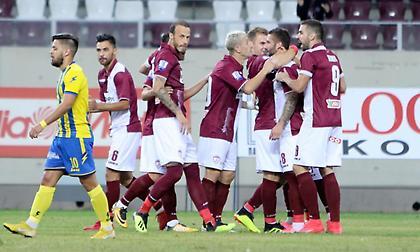LIVE: Λάρισα-Παναιτωλικός 1-0 (Τελικό)