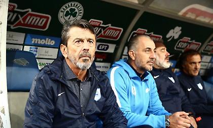 Πετράκης: «Είχαμε μια παθητική εικόνα που δεν μας ταιριάζει σαν ομάδα, μετά το γκολ»