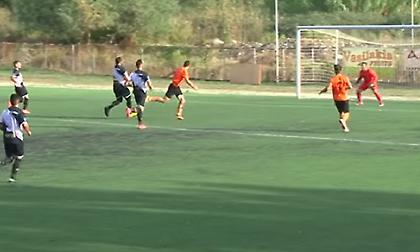 Κέρκυρα: Απίστευτο γκολ σε αγώνα τοπικού