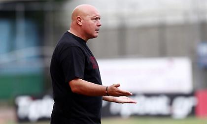 Ανιγκό: «Θέλουμε την 5η ή 6η θέση στο Πρωτάθλημα, όχι το Κύπελλο»