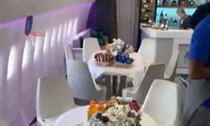 Το αεροπλάνο των Μάβερικς μοιάζει με… παλάτι! (VIDEO)