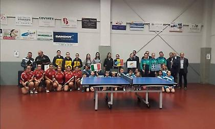 Οι αντίπαλοι του Φοίνικα Πειραιά στη δεύτερη φάση του E.T.T.U. Cup γυναικών