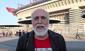Ο Μπάμπης Χριστόγλου σχολιάζει το Μίλαν – Ολυμπιακός μέσα από το «Σαν Σίρο» (video)