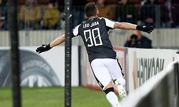 Παπασταθόπουλος και Ζαμπά στην 11άδα του Europa League