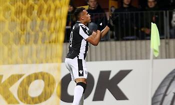 Παίκτης της αγωνιστικής στο Europa League ο Ζαμπά!