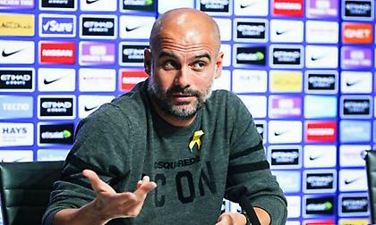 Γκουαρντιόλα: «Δεν πρόκειται να παίξουμε αμυντικά, είναι βαρετό»!