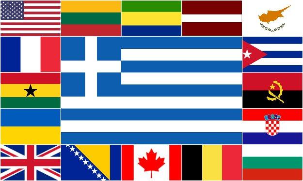 Παγκόσμια Basket League: 201 παίκτες από 3 ηπείρους και 18 χώρες (πίνακες)